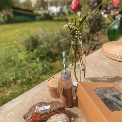 Dutch Outdoors Lunch